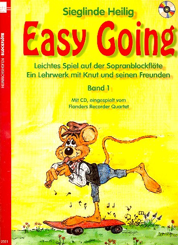 Heilig, Sieglinde - Easy going Band 1 (+CD) :