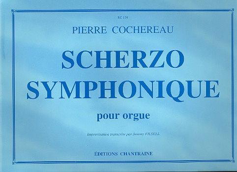 Scherzo symphonique: pour orgue