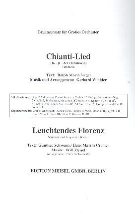 Chianti-Lied und Leuchtendes Florenz: