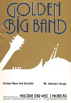 Trumpet blues and Cantabile und Mr. Anthony\