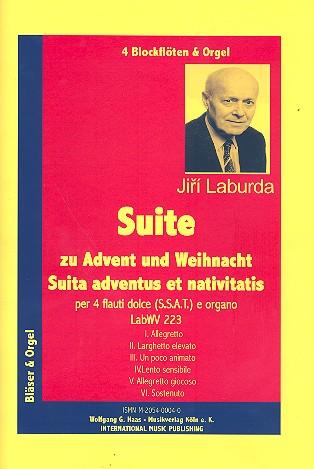 Suite zu Advent- und Weihnachtszeit LabWV223: für