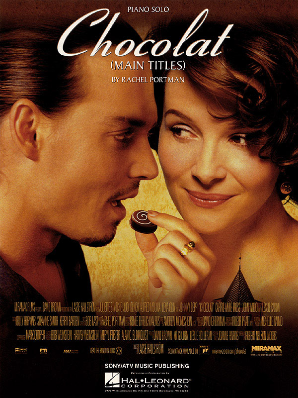 Chocolat: Main Theme from the motion picture for piano
