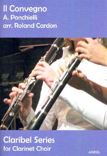 Il convegno: for 10 clarinets