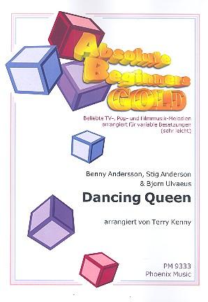 Dancing Queen: für variable Besetzung ( sehr leicht )