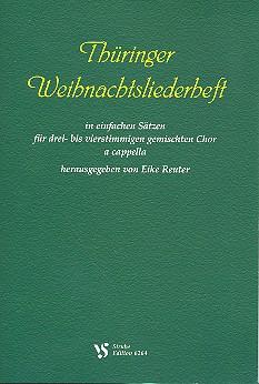 - Thüringer Weihnachtsliederheft : für gem Chor
