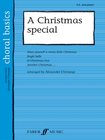 A Christmas Special: for female chorus and piano