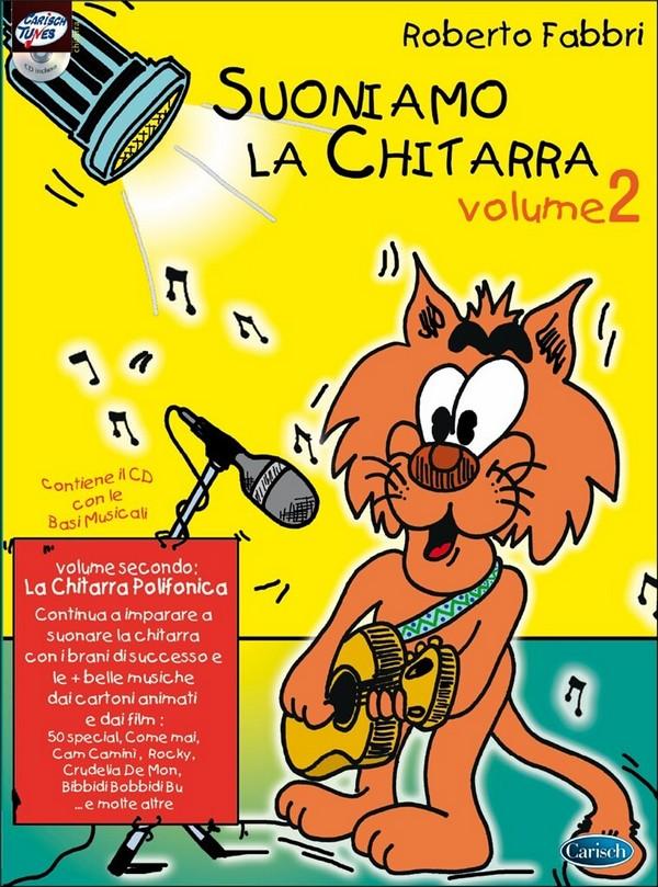 Suoniamo la chitarra vol.2 (+CD): la chitarra polifonica