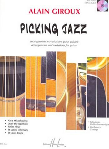 Picking jazz (+CD): arrangements et variations