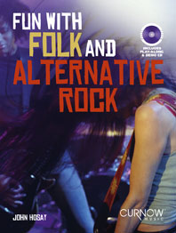 Fun with folk and alternative rock (+CD): for alto saxophone