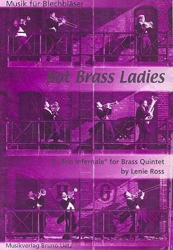 Ross, Lenie - Hot Brass Ladies : A Trio infernale