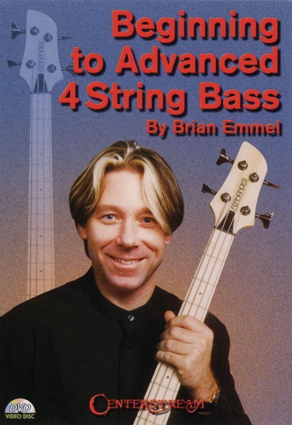 Beginning to advanced 4-string-bass: DVD-VIDEO