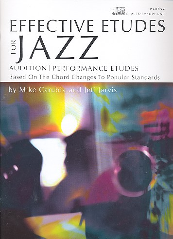 - Effective Etudes for Jazz (+CD) :