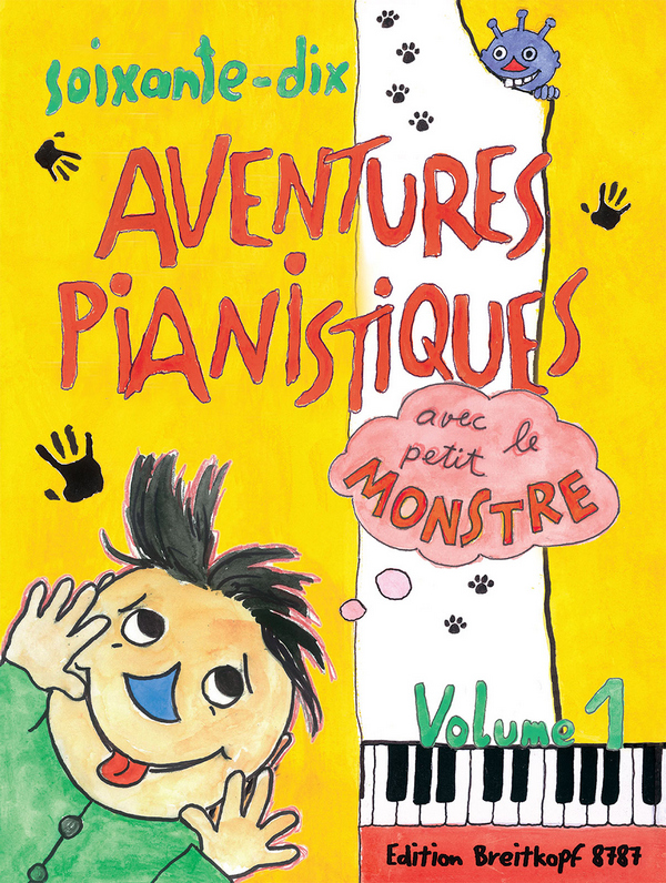 - 70 adventures pianistiques avec