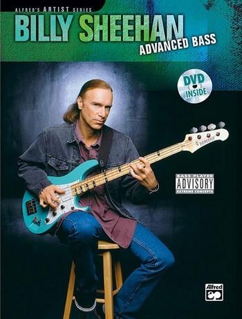 Advanced bass: Buch und DVD Alfred\