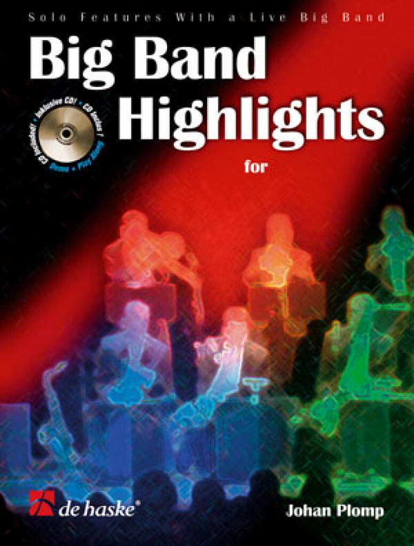 Big Band Highlights (+CD): für Posaune im Bass- oder