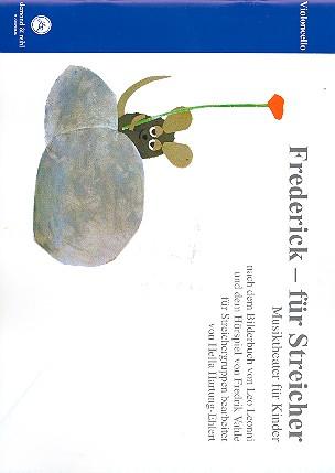 Hartung-Ehlert, Hella - Frederick für Streicher :