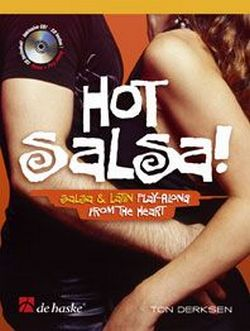 Hot Salsa (+CD): für Klarinette Salsa and latin with passion