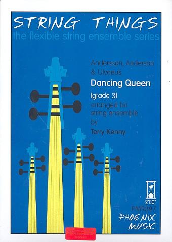 Dancing Queen: für variable Besetzung ( mittelschwer )