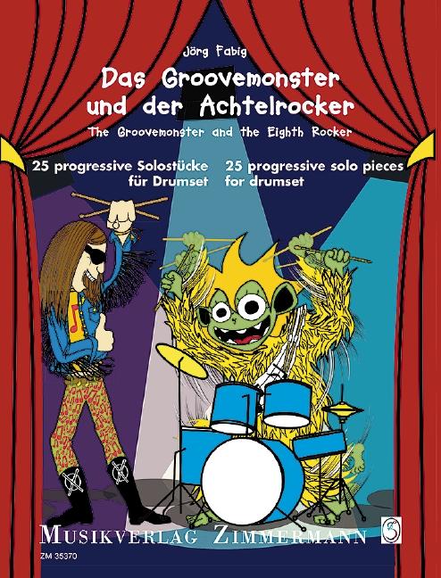 Fabig, Jörg - Das Groovemonster und der