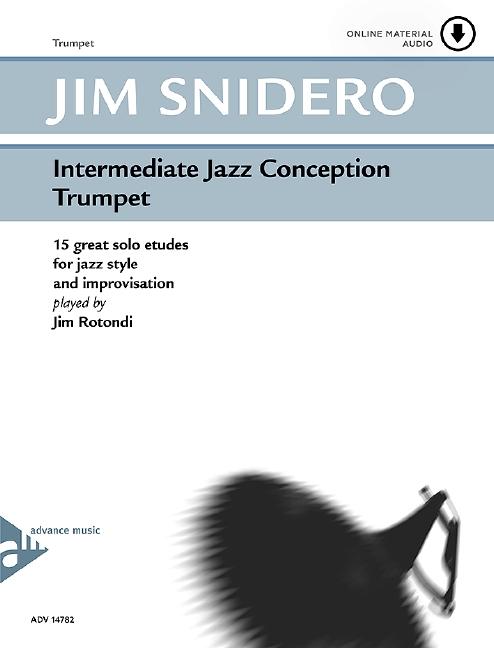 Snidero, Jim - Intermediate Jazz Conception (+CD) :