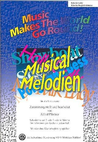 - Musical-Melodien : für flexibles Ensemble