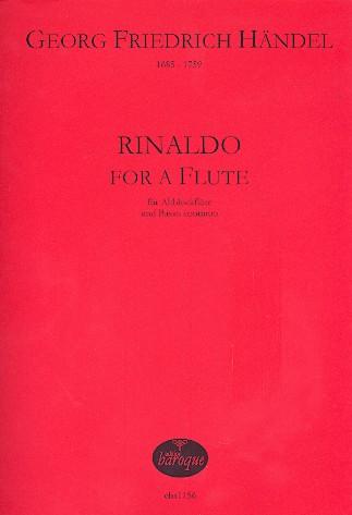 Händel, Georg Friedrich - Ouverture und Arien aus Rinaldo :