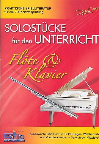 Richter, Peter - Solostücke für den Unterricht - Mittelstufe :