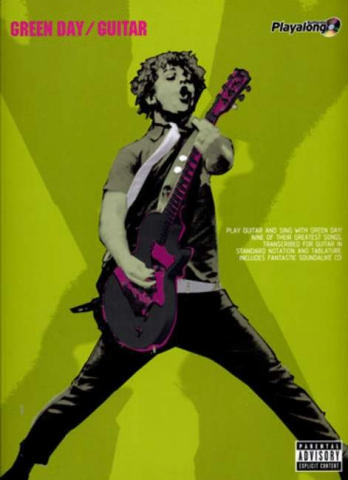 - Green Day : Songbook for authentic