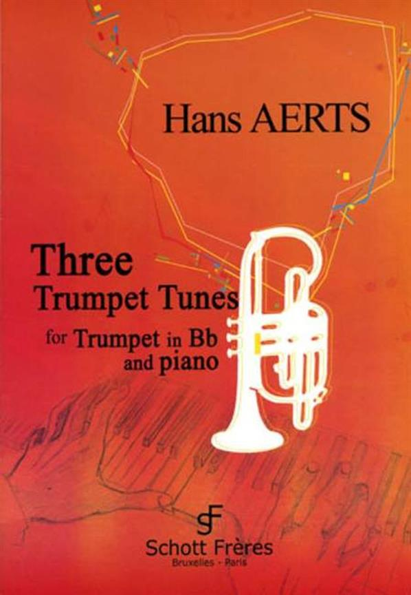 3 Trumpet Tunes: for trumpet and piano