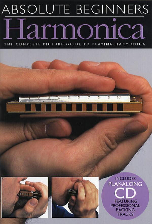 Absolute Beginners Harmonica (+Pure Tone Harmonica):