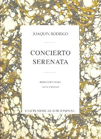 Konzert Serenade: für Harfe und Klavier