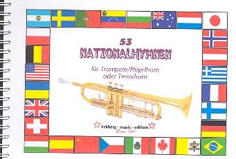 - 53 Nationalhymnen :