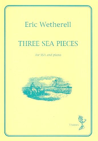 3 Sea Pictures: for female chorus and piano
