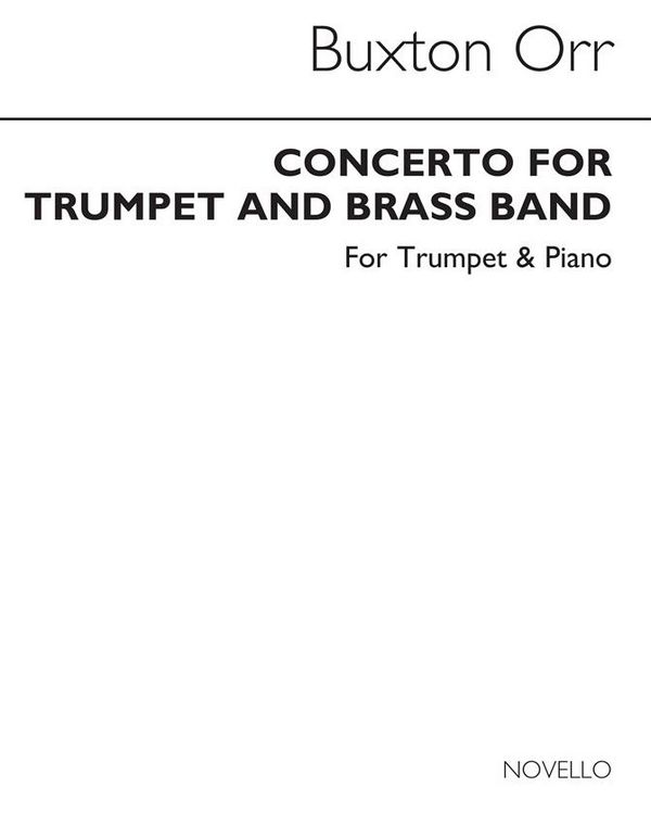 Concerto: for Trumpet and Piano