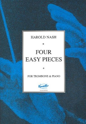 4 Easy Pieces: for Trombone and Piano