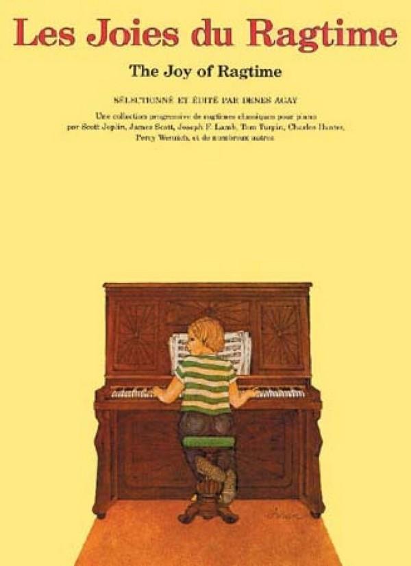 Les joies du ragtime: pour piano