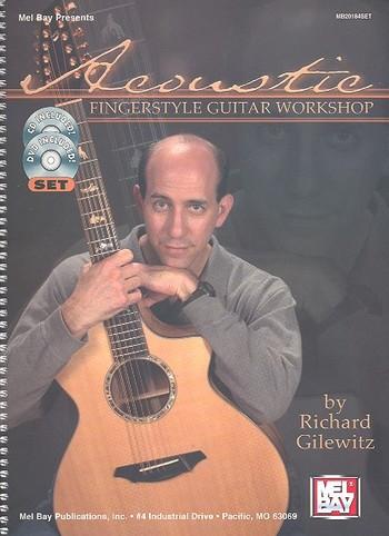 Acoustic Fingerstyle Guitar Workshop (+CD +DVD): for guitar