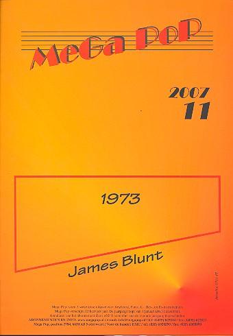 1973: Einzelausgabe für Klavier mit Text und Akkorden