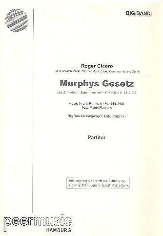 Hass, Matthias - Murphys Gesetz :