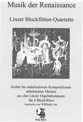 Haussmann, Valentin - Linzer Blockflöten-Quartette :
