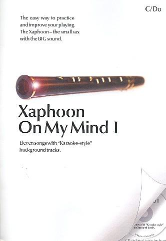 Xaphoon on my Mind (+CD): für Xaphoon (en)