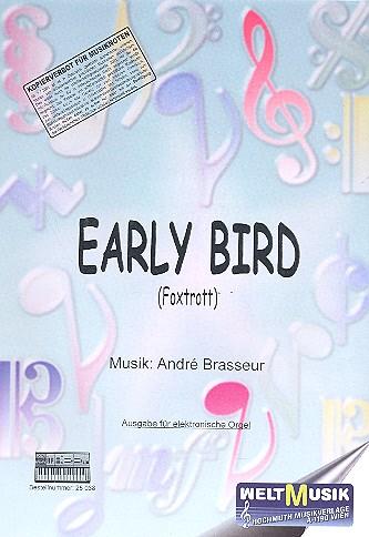 Early Bird: für E-Orgel