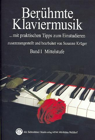 - Berühmte Klaviermusik Band 1