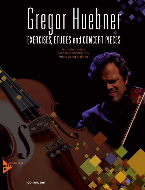 Exercises, Etudes and Concert Pieces (+CD): for violin