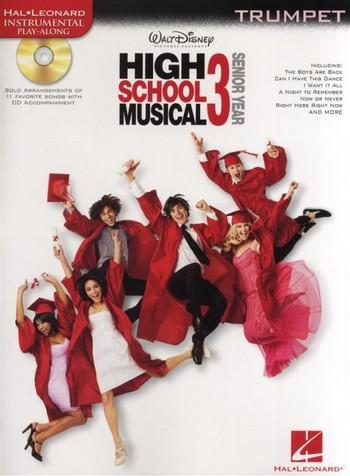 High School Musical vol.3 (+CD): for trumpet