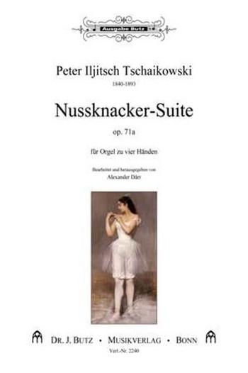 Tschaikowsky, Peter Iljitsch - Nussknacker-Suite op.71a :