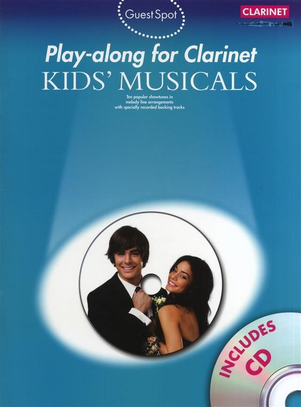 Kids Musicals (+2 CD\