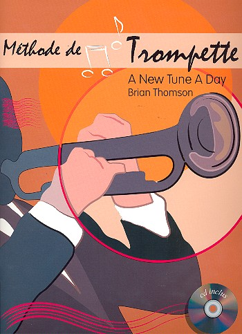 Méthode de trompette (+CD) (frz) A new Tune a Day