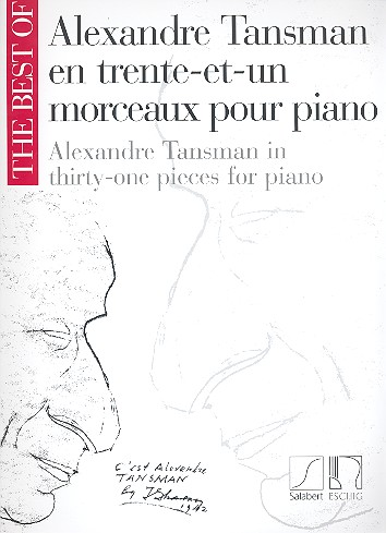 Alexandre Tansman en trente-et-un morceaux pour piano