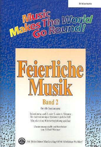- Feierliche Musik Band 2 : für flexible Ensemble